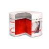 Gel Reductor Caliente Slimming One Interior