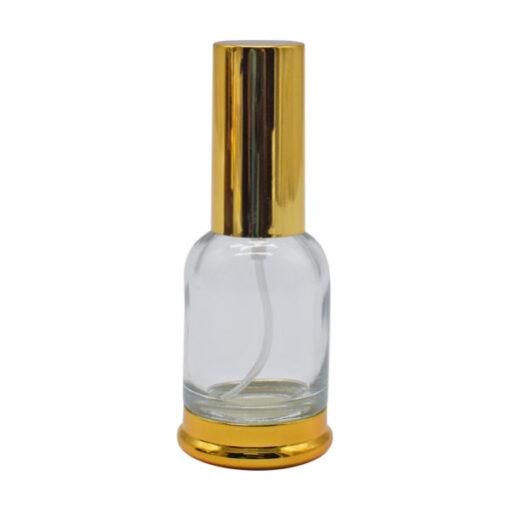 Envase Vidrio Spray 30ml Transparente (10 Unidades)