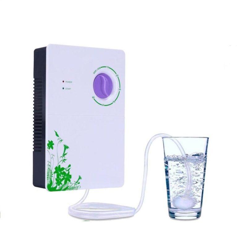 Ozonizador de Agua y Alimentos
