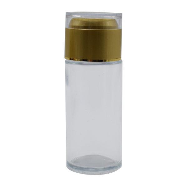Envase Vidrio Dosificador 100 ml Transparente (12 Unidades)