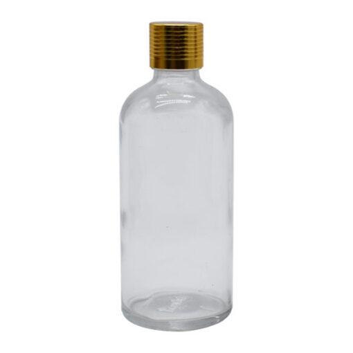 Envase Dosificador 100ml Transparente X 15 Unidades