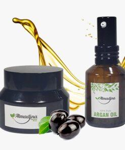 Exfoliante Beldi + Aceite de Argan Puro