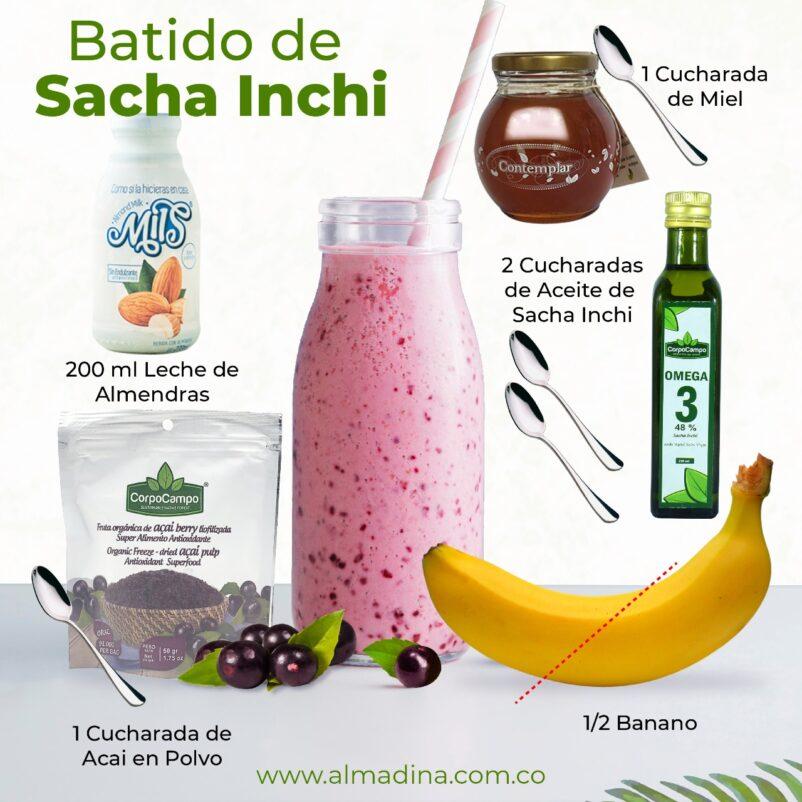 Kit Para Batido Sacha Inchi