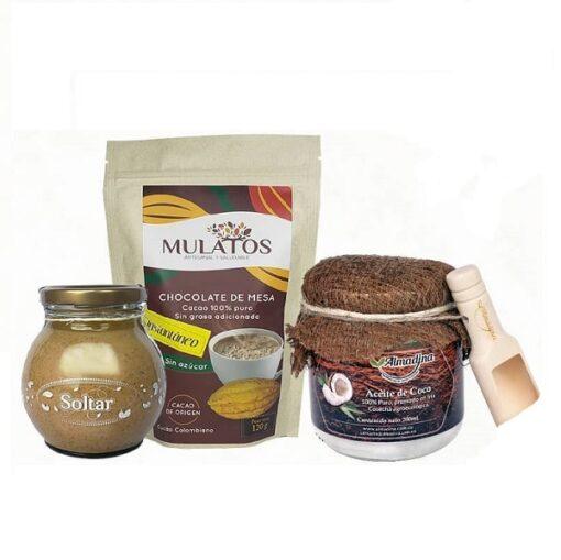 Kit Coco 200 - Mixtura -Cacao