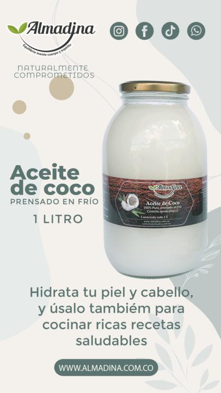 Aceite de Coco Almadina
