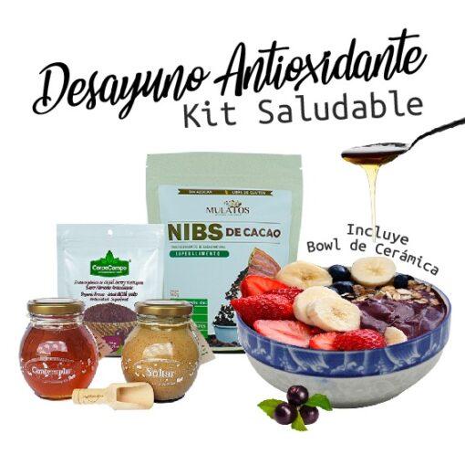 Kit Antioxidante