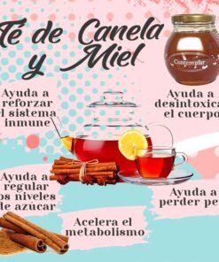 té de Canela y Miel