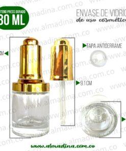 GOTERO PRESS 30ML GOLD
