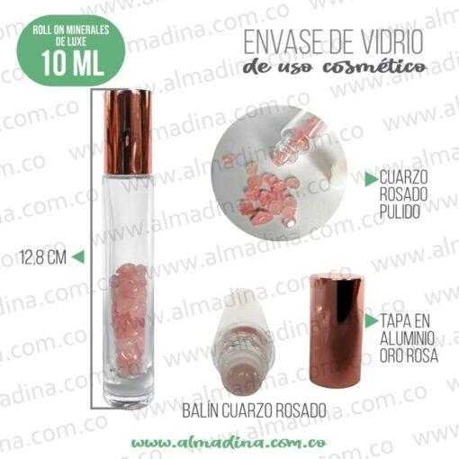 ROLL ON DE MINERALES PRECIOSOS 10ML