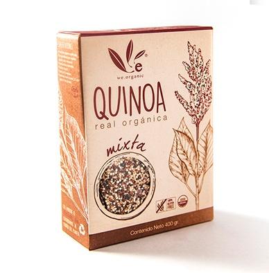 Quinua Mixta mercado saludable almadina 1