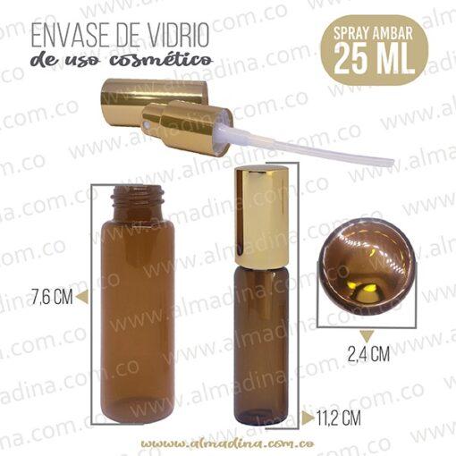 Spray ámbar 25ml