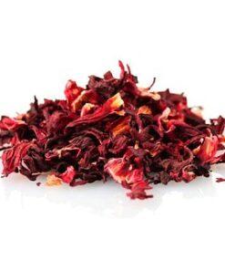 Flor de Jamaica entera