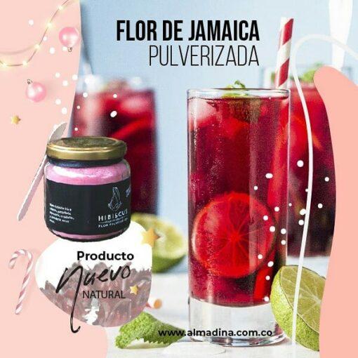 Limonada de Flor de Jamaica